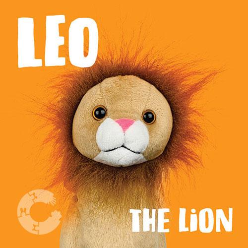 cast cover critter leo the lion